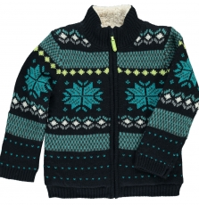 Dogigil Boys Blue Knitted Jumper