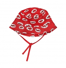 Fyutocha Baby Boys Printed Cotton Sunhat