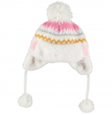 Gyablachap Girls Lined Fairisle Hat