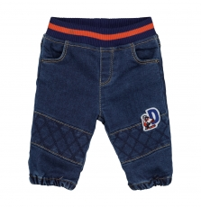 Gusanjean Baby Boys Elasticated Waist Jeans
