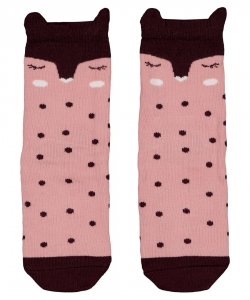 Gyajaucho1 Girls Printed Socks