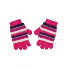 Gyaviogan Girls Striped Gloves