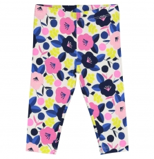 Gyibleleg Baby Girls Printed Cotton Legging