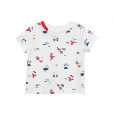 Juceati3 Baby Boys Printed Cotton T-shirt