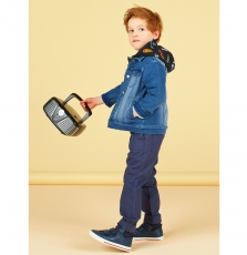 Logroves Boys Denim Jacket