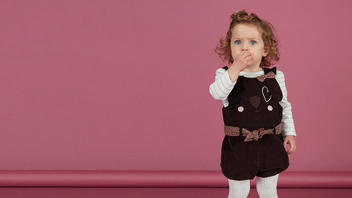 Clothing for baby-girls