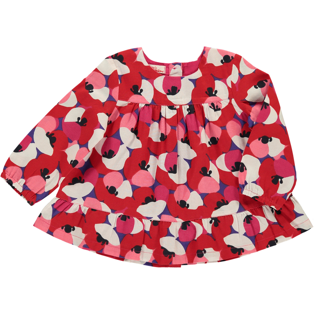 Bbfhachem Baby Girls Printed Shirt