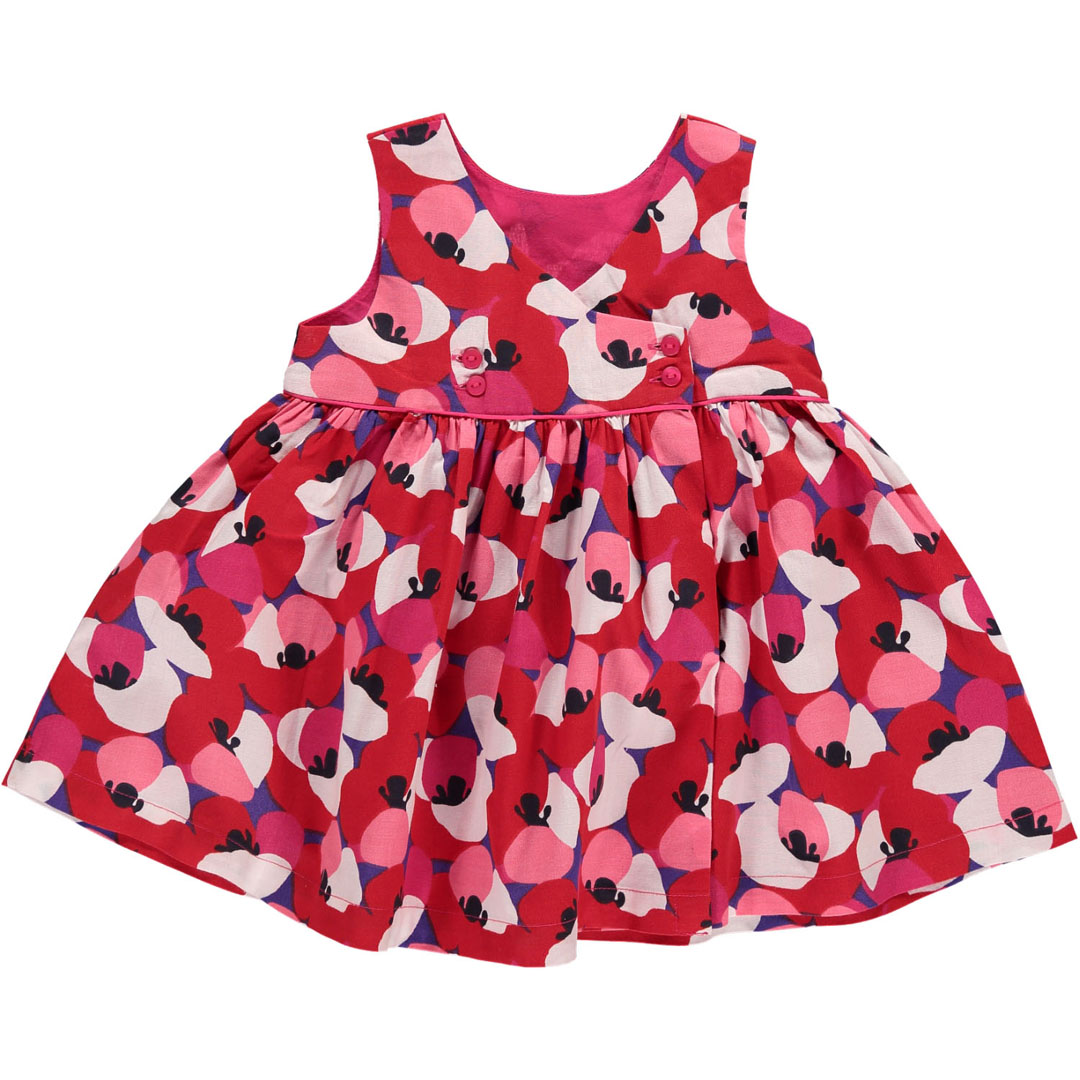Bbfharoao Baby Girls Floral Dress