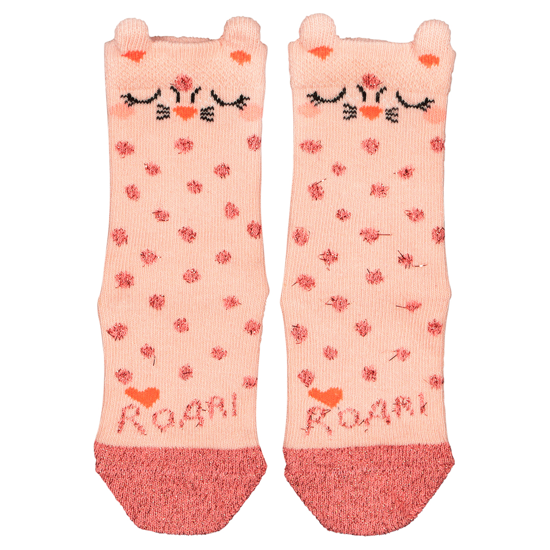 Fyibacho Baby Girls Printed Socks