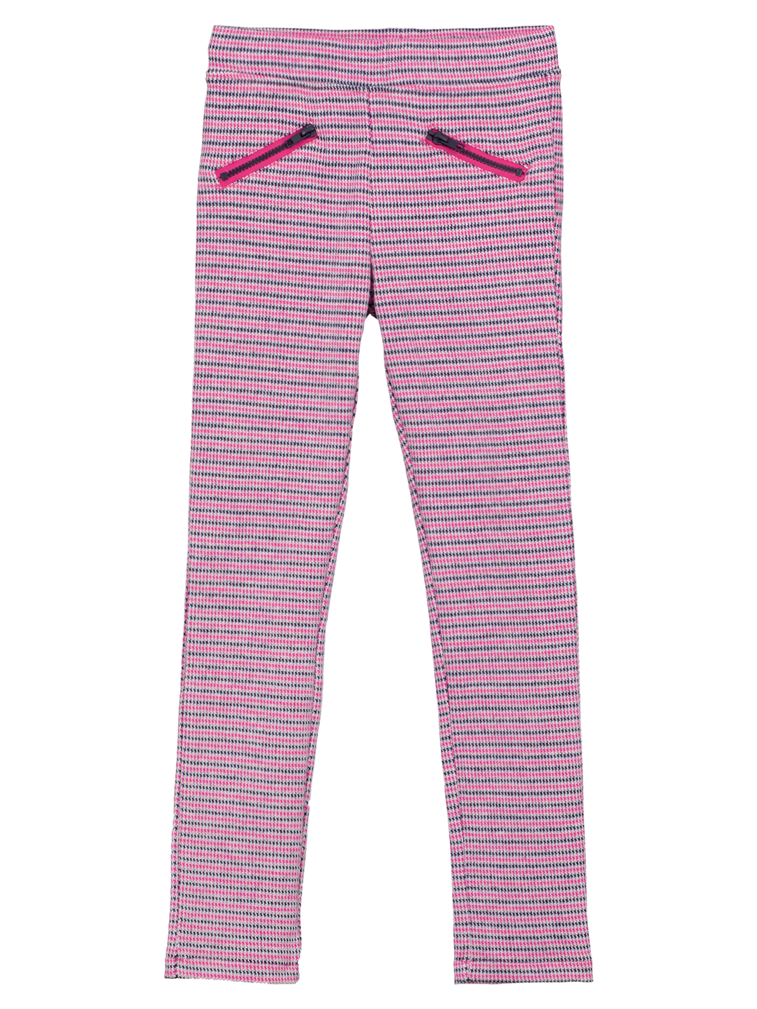 Gajomil2 Girls Stretch Cotton Mix Trousers