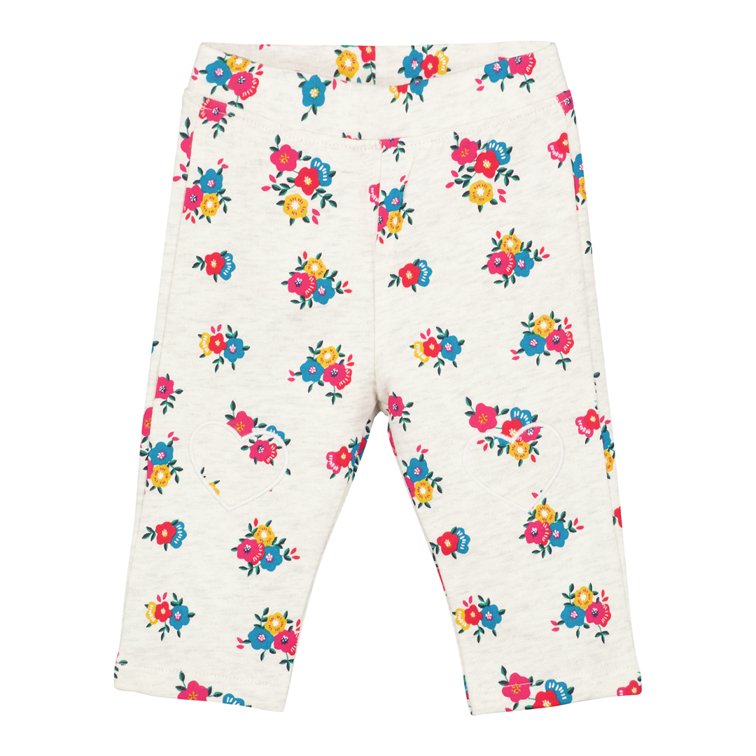 Gimubajog Baby Girls Printed Cotton Tracksuit Bottoms