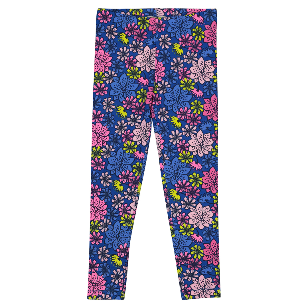 Gyableleg Girls Printed Cotton leggings