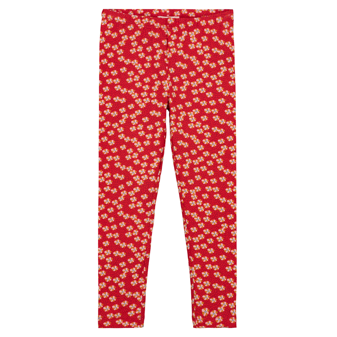 Gyasanleg1 Girls Printed Cotton leggings