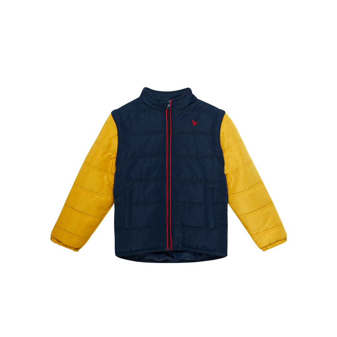 Jogrodou Boys Padded Jacket With Removable Sleeves