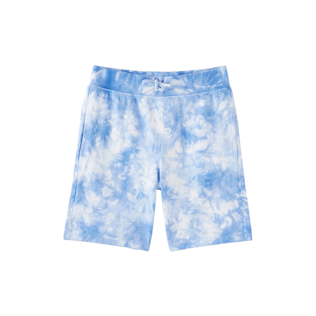 Joquaber4 Boys Tie Dye Elasticated Waist Shorts