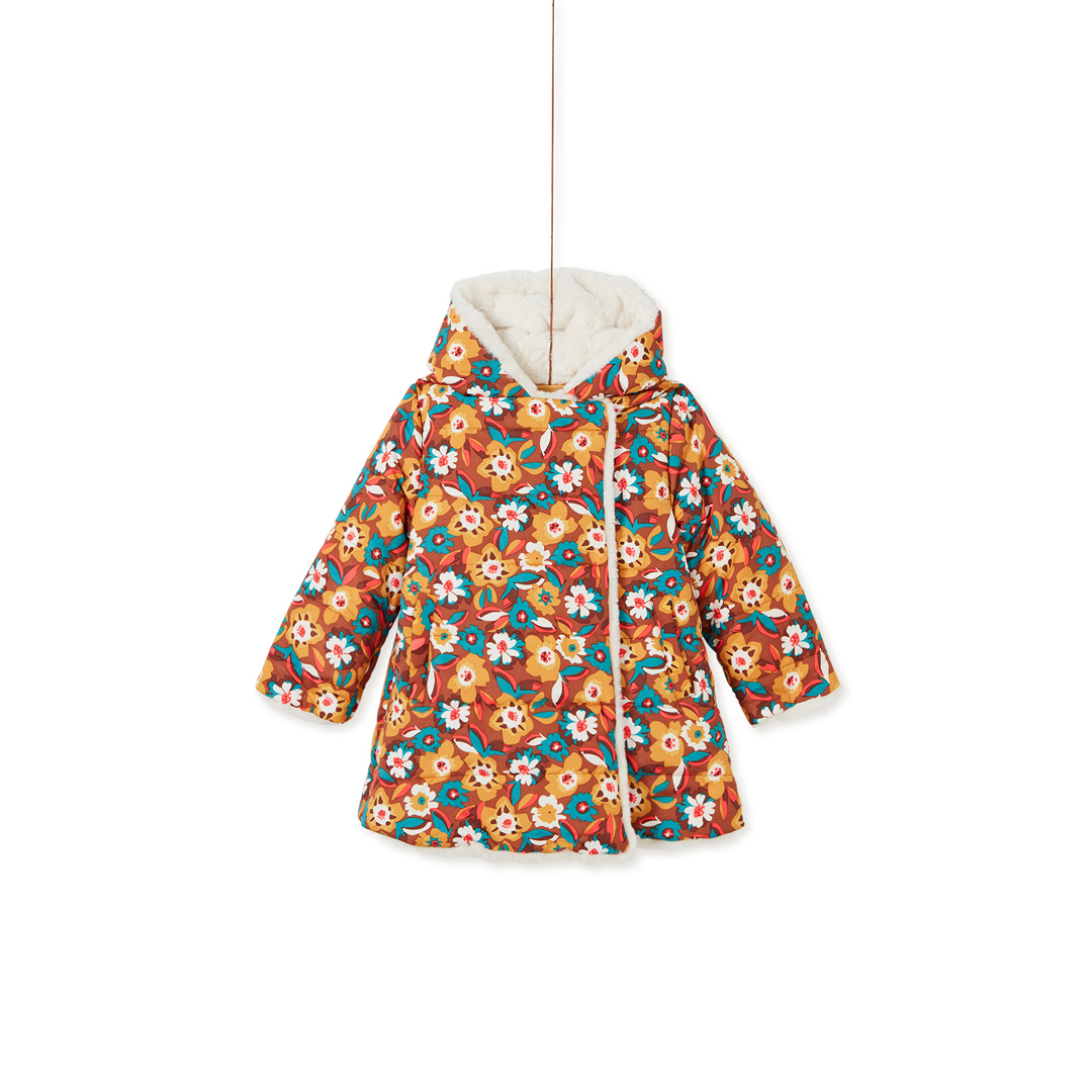 Kagoparka2 Girls Reversible Winter Coat